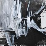 Serie: Valores humanos dharma - 120x120cm - Técnica Mixta - Andrea Trotta - 2013