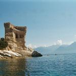 Tour de guet Corse et kayak discret