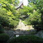 虎渓の庭 画像は羽田氏より