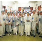 02.05.2012 Betriebsbesichtigung der Firma Seeberger