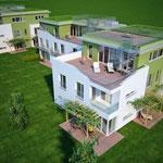 Neubau Wohnhaus Nepomukgasse Graz