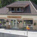 Au Chalet Terroire Passion - Montbenoît - Photo Jean-Claude FICHES