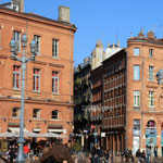 La proximité du centre ville et des commerces
