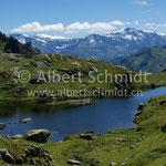 Unterer Fessissee mit Sernftaler Alpen
