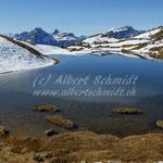 Spätherbst am Berglimattsee