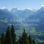 Südliches Glarnerland von Äugsten