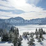 Winterstimmung auf der Fitterenalp II