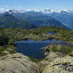 Mittl. Fessissee mit Glarner Alpenkette