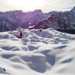 Winterstimmung am Leuggelstock
