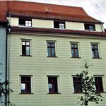Neuanfertigung von Holzfenstern, Wohnhaus in Torgau