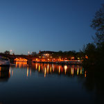 Letzte Nacht in Würzburg
