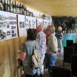 Die Fotoausstellung im Vereinsheim fand regen Zuspruch - danke an Anja Schlegel für die Organisation dieses geshcichtlichen Rückblicks!