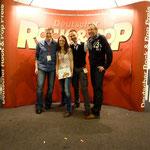 beim deutschen Rock & Pop Preis 2011