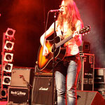 Sarah Müller/deutscher Rock & Pop Preis 2011