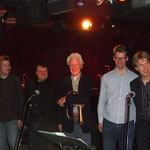 mit Ack van Rooyen,Herve Jeanne,Ralf Jackowski,Hans Malte Witte
