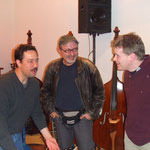 mit Larry Koonse und Christian Hassenstein
