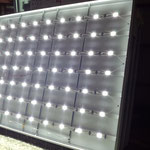 FFシートサイン、LEDモジュール、3M
