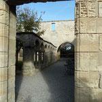 Vers 17h, visite de Saint-Emilion avant le retour vers Toulouse