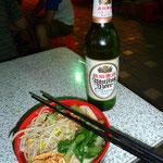 mein erstes Essen in China