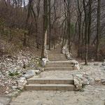 Eine Treppe mit über 1000 Stufen