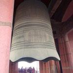 die Glocke im Glockenturm