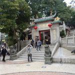 Für einen Ausflug zum Tempel hat es auch noch gereicht.