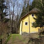 Ein nettes altes Haus! War das früher einmal eine Mühle?