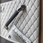 Einstieg mit hochwertiger, abgesteppter Tasche