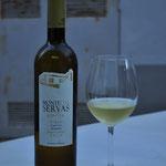 Eén van de vele lekkere wijnen uit de Alentejo