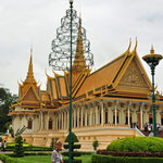 Phnom Penh: koninklijk paleis