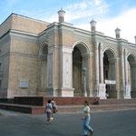 Het Navoi-theater in Tashkent