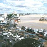 Sibe - de grootste havenstad
