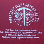 Onze trekkingmaatschappij
