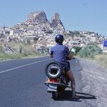 Op rondrit doorheen Cappadocia