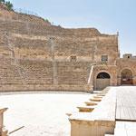 Het Romeins theater waar plaats was voor 6.000 mensen