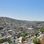 Zicht op Amman