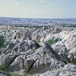 Het schitterende landschap van Cappadocia