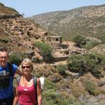 Amorgos: wandeling in het binnenland