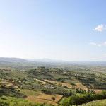 Streek tussen Bevagna & Montefalco