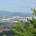 Zicht op Gyeongju