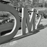De DMZ of Demilitarized Zone, grens met Noord-Korea