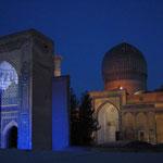 Gur-I-Amir in Samarkand = de tombe van de emir
