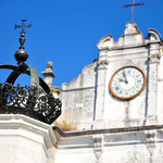 De kathedraal van Evora