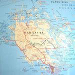 Het eiland Cat Ba.
