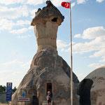 Politiekantoor in Cappadocia