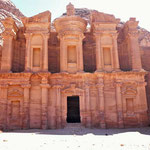 'el-deir' of het klooster