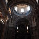 de koepel van de kerk verbonden aan het Franciskanenklooster