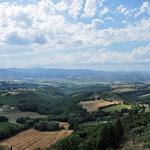 Omgeving van Perugia