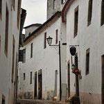 Typisch straatje in Marvão