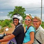 Battambang - op stap met Sambath